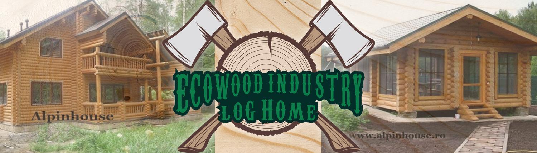 Case din lemn calibrat - Este important sa luam in considerare, atunci cand alegem o constructie din busteni, caracteristica naturala a bustenilor si anume crapaturile, care sunt generate de fluctuatiile procentului de umezeala si de tensiunea reziduala din interiorul lemnului. Cercetarile demonstreaza ca nici uscarea naturala a lemnului si nici uscarea fortata (din uscatoare) nu pot elimina aparitia crapaturilor.