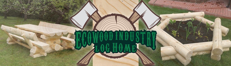 Mobilier rustic - Viziunea si dorinta firmei Ecowood Industry sunt orientate catre oferirea clientilor a celor mai utile si incantatoare produse din lemn pentru spatiul exterior si interior. In oferta noastra, clientii pot gasi atat mobilier rustic pentru interior cat si mobilie rustic pentru exterior. In stocul produselor noastre, gasesti masa cu scaune, scaune pliante, mese pliante, banci, leagane, sezlonguri, si chiar suport pentru umbrele de gradina.