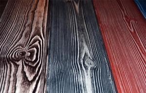 Mobilier antichizat - detalii din lemn antichizat