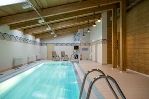 Piscine si saune - interior piscina