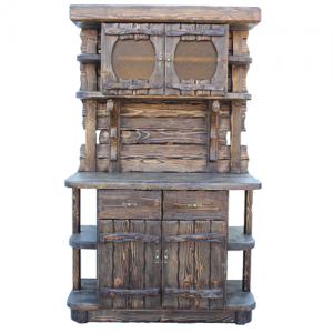 Mobilier antichizat - mobila antichizata - lemn antichizat